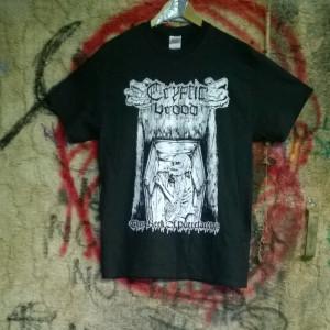 "T-Shirt ""Coffin"" (black)"