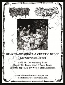 GRAVEYARD GHOUL split-MC