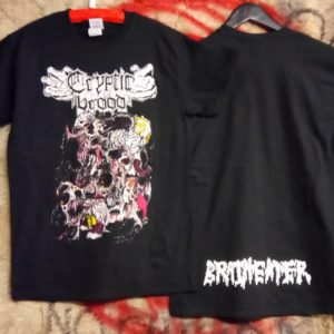 """Brain Eater"" Shirt"