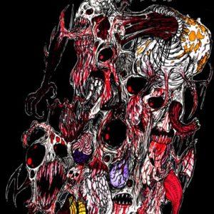 """""""Brain Eater"""" MC cover"""
