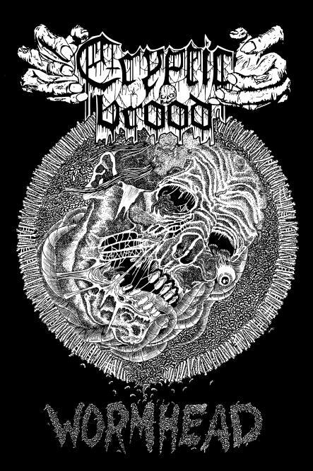 CRYPTIC BROOD - Wormhead