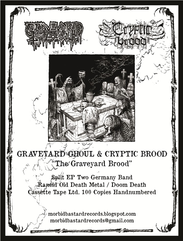 Cryptic Brood – Official Webtomb - March 2019 update